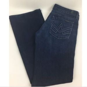 "7 For All Mankind Lexie Petite ""A"" Pocket Jeans"